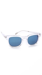 Oliver Peoples West Cabrillo Crystal Sunglasses