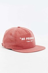 Katin No Problemo Baseball Hat Light Red
