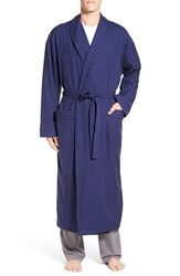 Men's Majestic International 'Get The Blues' Terry Lined Robe