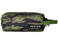 Burton Accessory Case Slime Camo Print Backpack Bags Gray