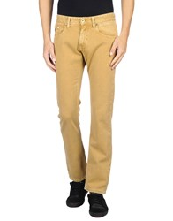 Met Denim Denim Trousers Men Camel