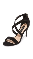Steven Nahlah Sandals Black