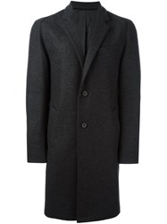 Wooyoungmi Single Breasted Coat Grey