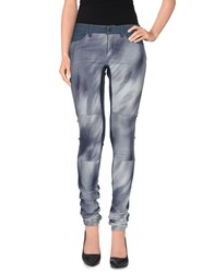 Superfine Trousers Casual Trousers Women Slate Blue