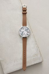 Anthropologie Eltham Watch Silver
