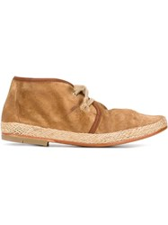 N.D.C. Made By Hand 'Pancho Softy' Shoes Brown