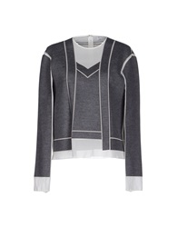 Viktor And Rolf Blouses Grey