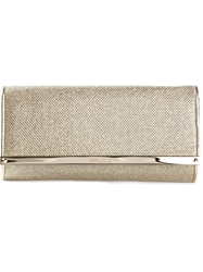 Jimmy Choo 'Milla' Wallet Yellow And Orange