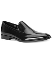 Calvin Klein Hugo Loafers Men's Shoes Black Patent