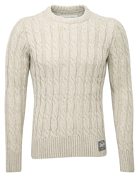 Superdry Jacob Knit Oatmeal