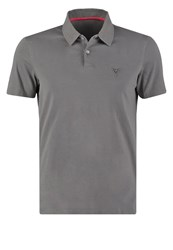 Guess Extraslim Fit Polo Shirt Iron Grey Dark Gray