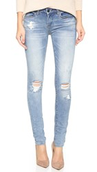 Blank Ripped Skinny Jeans Weekend Warrior