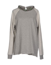 April May Sweatshirts Grey