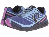 Pearl Izumi Em Trail N 1 V2 Deep Indigo Shadow Grey Women's Running Shoes Purple