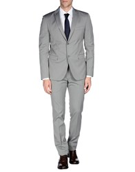 J.W. Tabacchi Suits And Jackets Suits Men Grey
