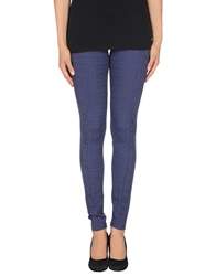 Patrizia Pepe Love Sport Leggings Dark Blue