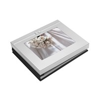 Vera Wang Wedgwood Infinity Photo Guest Book 5X7
