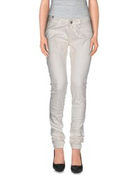 Notify Jeans Notify Trousers Casual Trousers Women Ivory