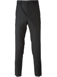 Givenchy Pinstripe Trousers Black