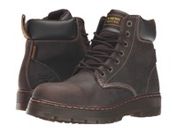 Dr. Martens Work Winch Service Waterproof 7 Eye Boot Brown Crisscross Waterproof Men's Lace Up Boots