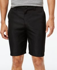 Inc International Concepts Pool Shorts Only At Macy's Black