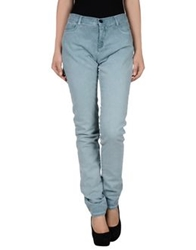 Maison Martin Margiela Mm6 By Maison Margiela Denim Pants Grey