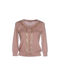 Toy G. Knitwear Cardigans Women Light Brown