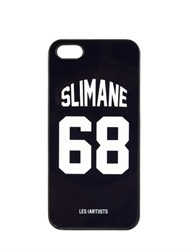 Les Art Ists Printed Iphone 5 Case