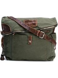 Dsquared2 Classic Holdall Green