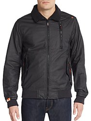 Superdry Moody Ripstop Jacket Black