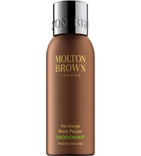 Molton Brown Re Charge Black Pepper Deodorant Spray 150Ml