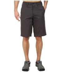 Black Diamond Castleton Shorts Slate Men's Shorts Metallic