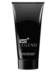 Montblanc Legend After Shave Balm 5 Oz.0500019935550 No Color