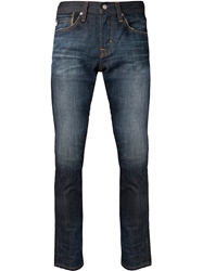 Adriano Goldschmied 'The Nomad' Slim Jeans Blue
