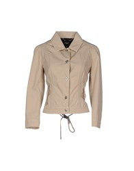 Cnc Costume National C'n'c' Costume National Coats And Jackets Jackets Women Beige