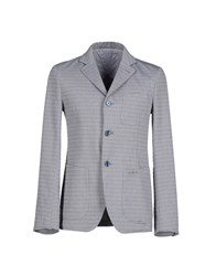 Philippe Model Suits And Jackets Blazers Men Grey
