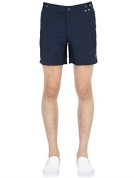 Danward Solid Quick Drying Swim Shorts