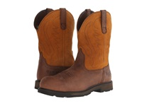 Ariat Groundbreaker Pull On H20 St Brown Tan Cowboy Boots
