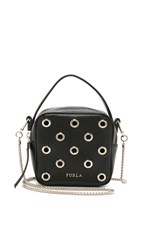 Furla Yoyo Mini Cross Body Bag Onyx
