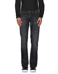 John Richmond Denim Denim Trousers Men Black