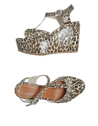 Ruco Line Wedges Sand