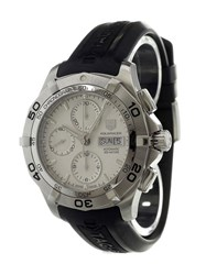 Tag Heuer 'Aquaracer Chronograph' Analog Watch Stainless Steel