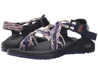 Chaco Zx 3 Classic Incan Blue Women's Sandals Navy