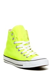 Converse High Top Sneaker Unisex Yellow