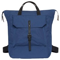 Ally Capellino Frances Ripstop Small Backpack Blue