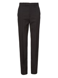Gucci Straight Leg Wool Trousers