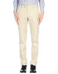 Germano Trousers Casual Trousers Men Beige