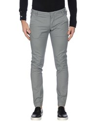 Entre Amis Trousers Casual Trousers Men Grey