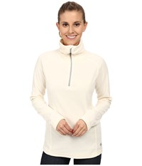 Mountain Hardwear Microchill Lite 1 2 Zip Top Snow Women's Long Sleeve Pullover Neutral