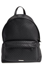Men's Givenchy Perforated Leather Backpack